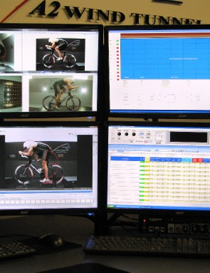 The A2 Wind Tunnel just added six HD cameras plus Dartfish motion-capture software