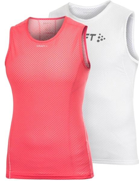 Craft Mesh Superlight sleeveless women's and men's base layers