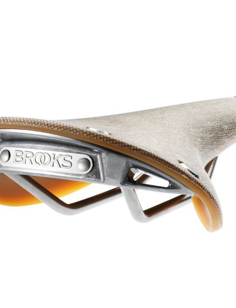 Brooks C17 Cambium - their first non-leather saddle