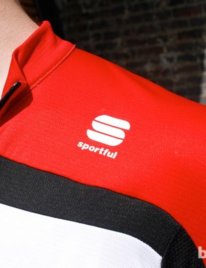 Sportful Pista Longzip Jersey detail