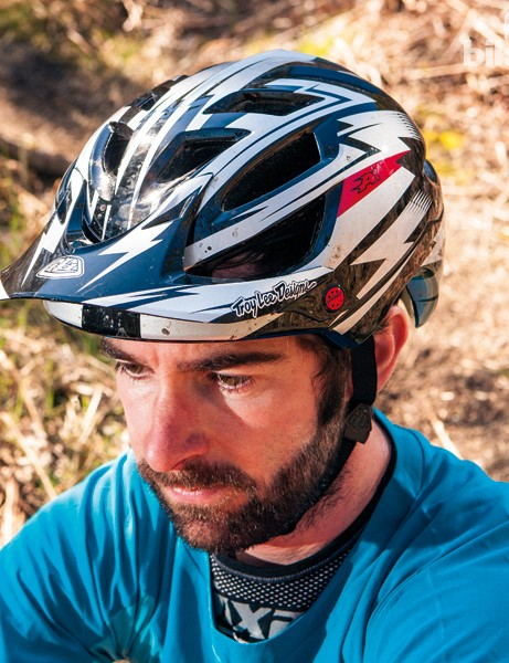 The A1 lid is a quality bit of kit –but could be better ventilated