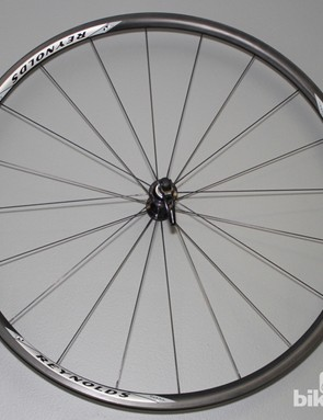 The first Reynolds carbon wheel