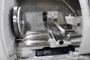 Although most of Reynolds' wheels are made at their factory in China, all the tooling to make the wheels is made in Utah
