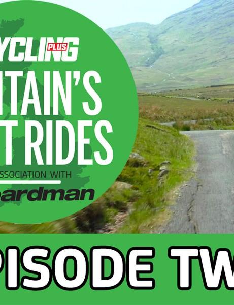 Help us find Britain's Best Ride