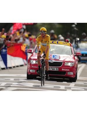 Bradley Wiggins has helped boost British Cycling membership numbers