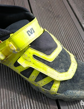 Mavic Crossmax shoe