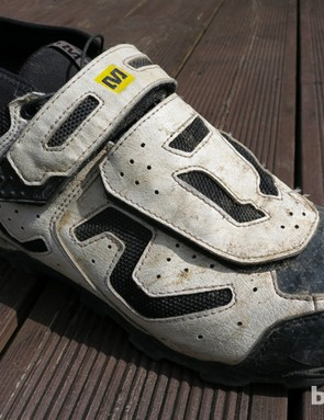 Mavic Crossmax shoes