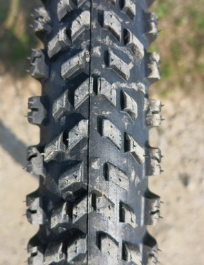 Mavic Crossmax WTS rear Roam XL tread