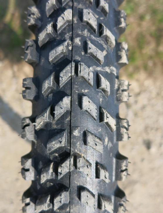 Mavic Crossmax WTS rear Roam XL tread
