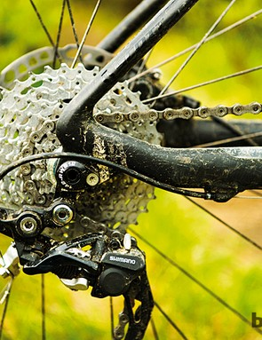 Shimano XT kit is great, if not the very lightest