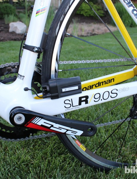 Retailing for $4,400, the SLR 9.0S features Shimano Ultegra Di2 electronic shifting with a unique battery placement