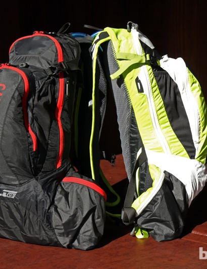 The Camelbak Volt 13 is one of our favorite hydration packs thanks to its ultra-stable fit, surprisingly generous capacity, and impressively low weight