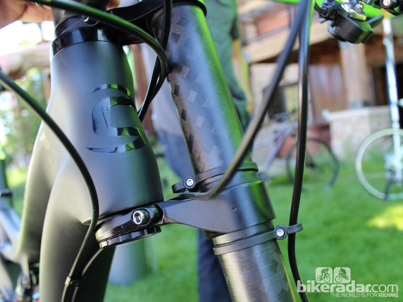 The Lefty is now a 1.5in steerer