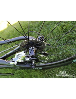 Cannondale votes with its dollars as to which component group is top shelf