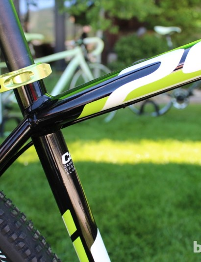 The Trail 29er benefits from Cannondale's extensive history with aluminum