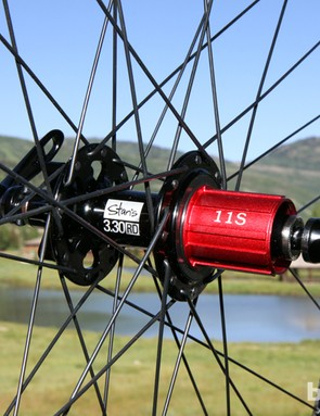 Rear road hubs will be compatible with the latest 11-speed drivetrains as of mid-August