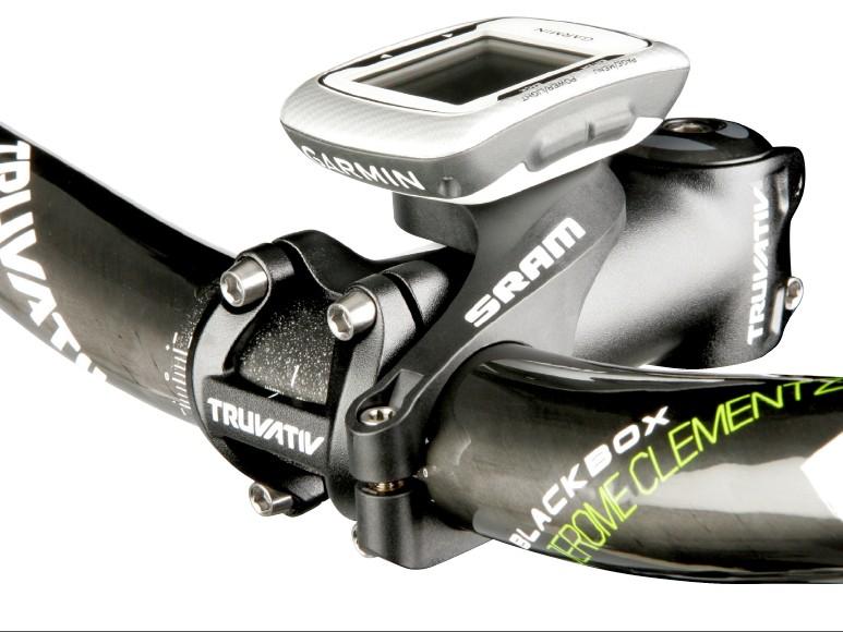 SRAM's new QuickView MTB Garmin mount