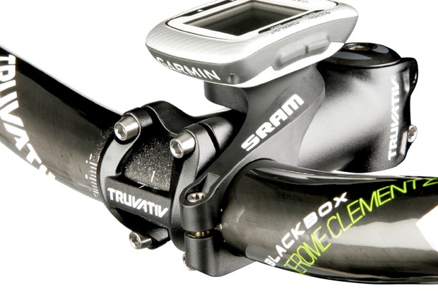 SRAM's new QuickView MTB Garmin mount
