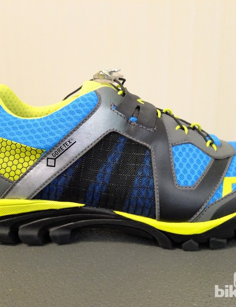 The Northwave Explorer GTX is a Gore-Tex lined shoe
