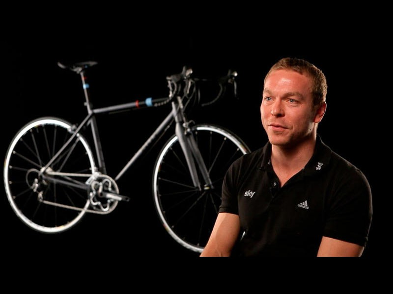 Sir Chris Hoy on UK cycling
