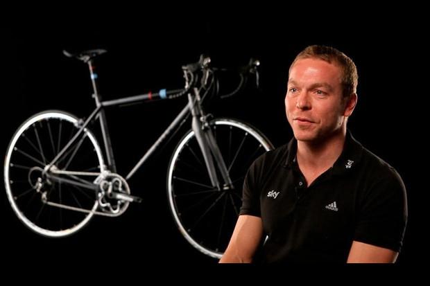 Sir Chris Hoy on UK cycling