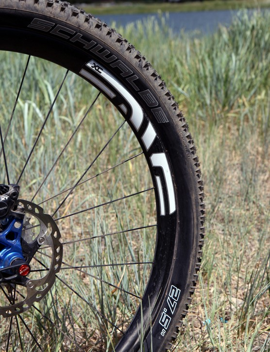 Turner will offer ENVE carbon wheels as an upgrade for all of its build kits