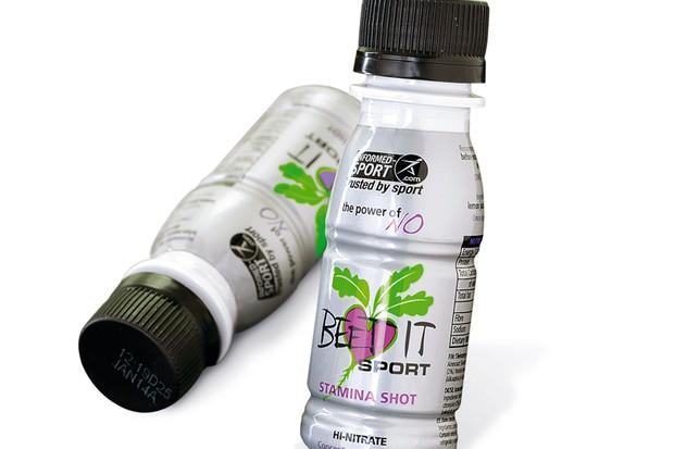 Beet It Sport energy drink