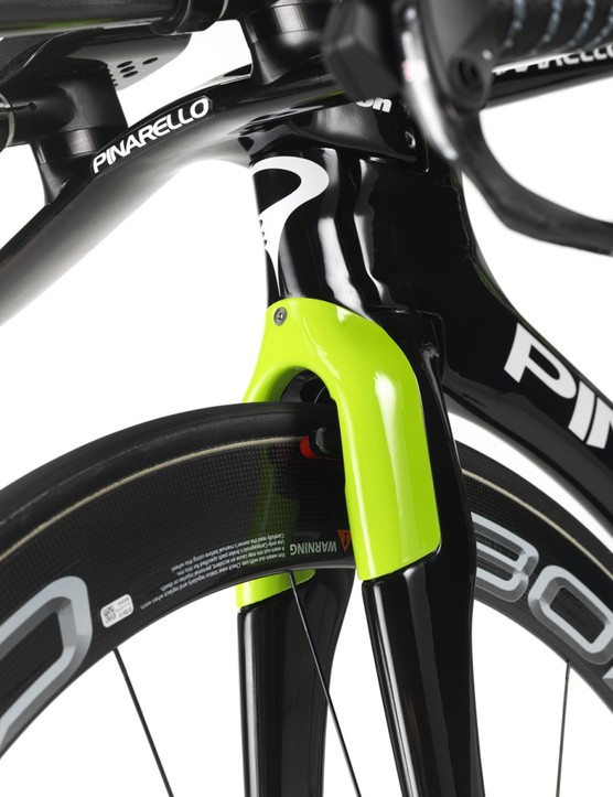 The Sibilo has a sleeker, more intergrated leading edge