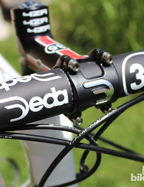 Deda provides the cockpit with its 35 line