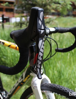 Cyclocross with disc brakes – Ridley is all in