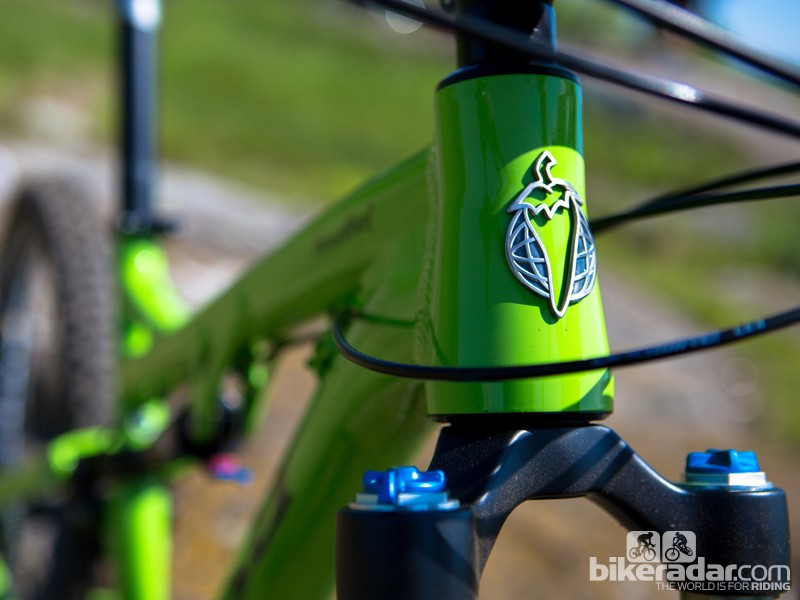 Salsa enlisted suspension designer Dave Weagle to revamp its Spearfish and Horsethief models with Weagle's Split Pivot rear suspension system