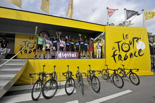 Rupucom estimates there are 170 million avid Tour de France viewers globally