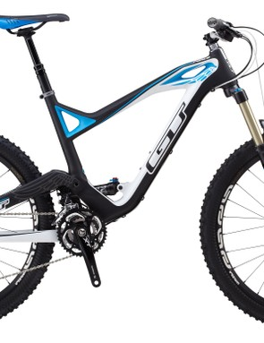 The GT Force Carbon Pro is ready for thrashing straight out of the box