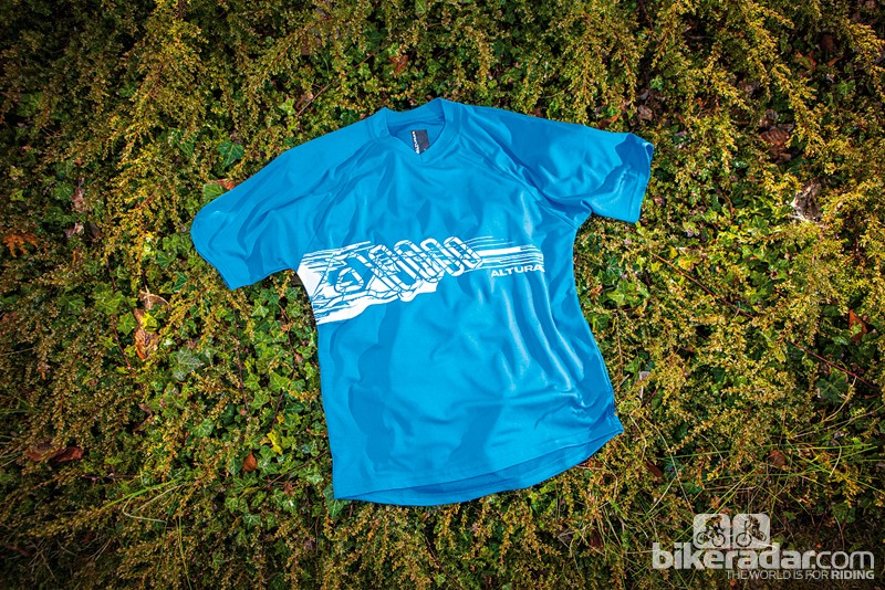 Altura Mayhem Bamboo Whoosh T-shirt