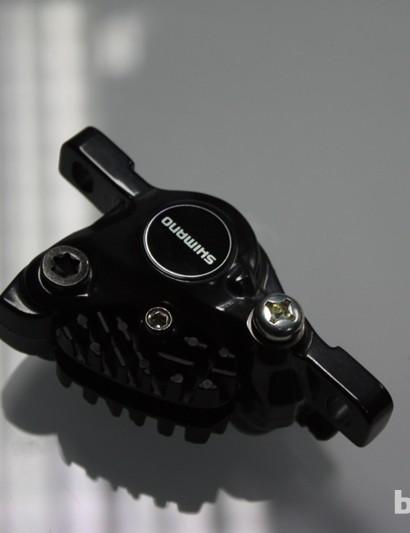Shimano BR-R785 road hydraulic discs