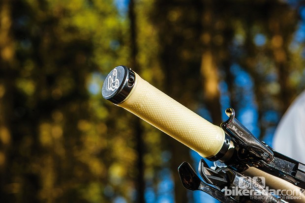 Renthal Kevlar Lock-On grips