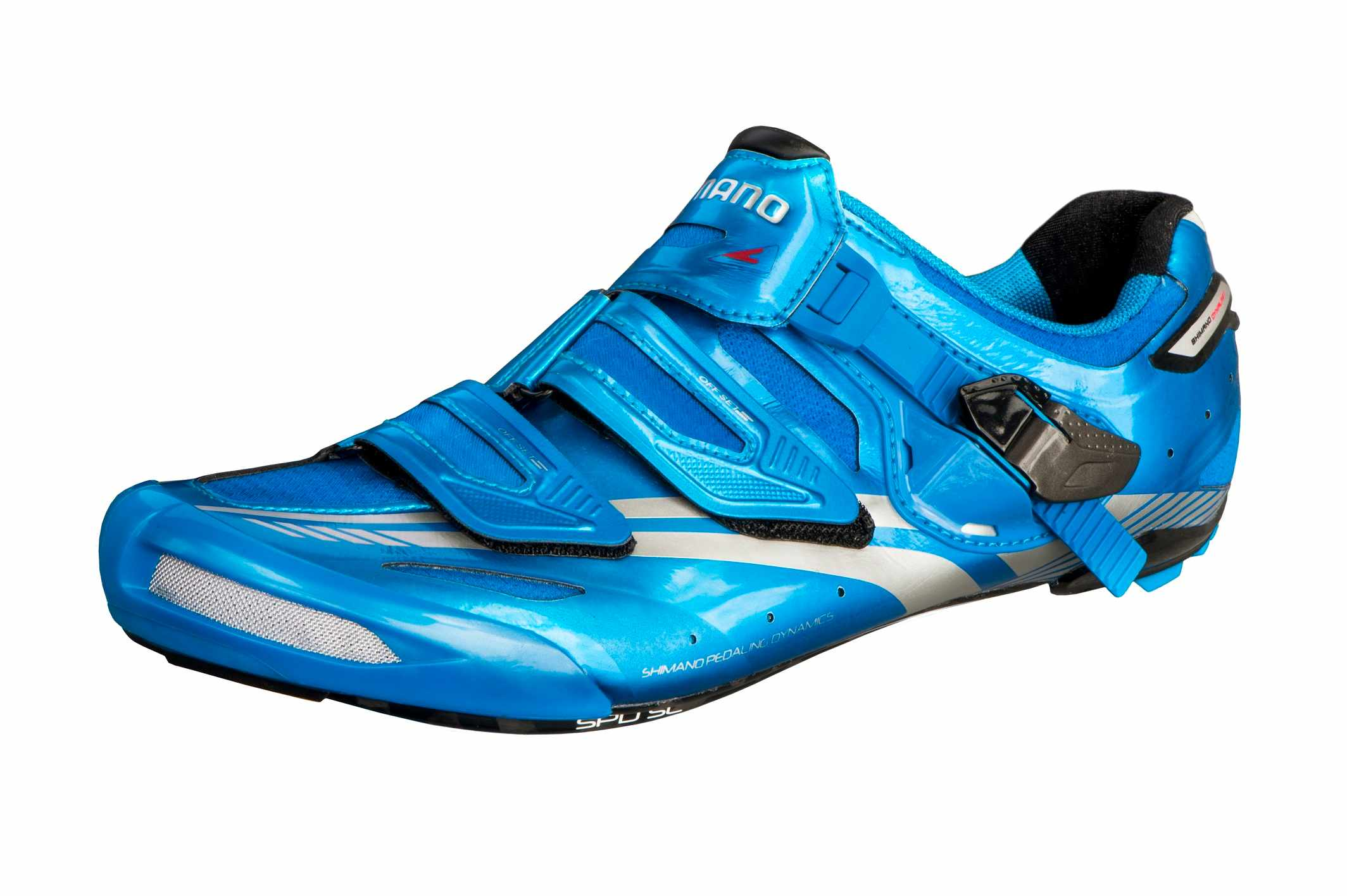Shimano have launched a limited edition (read: blue) version of their R320 shoe