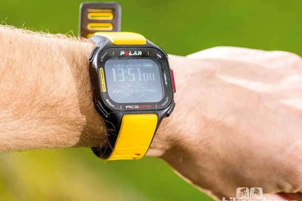 Polar RC3 GPS Tour de France watch
