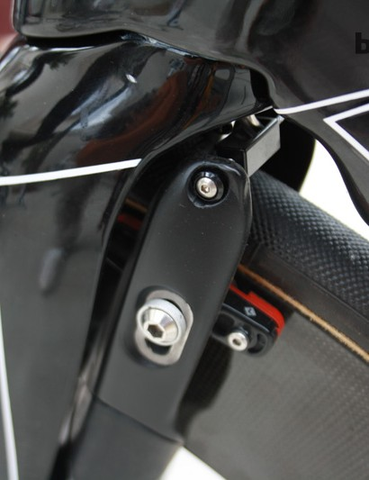 The new F-Brake is said to give riders more stopping power