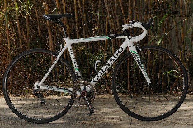 Thomas Voeckler's Colnago C59 Team Edition