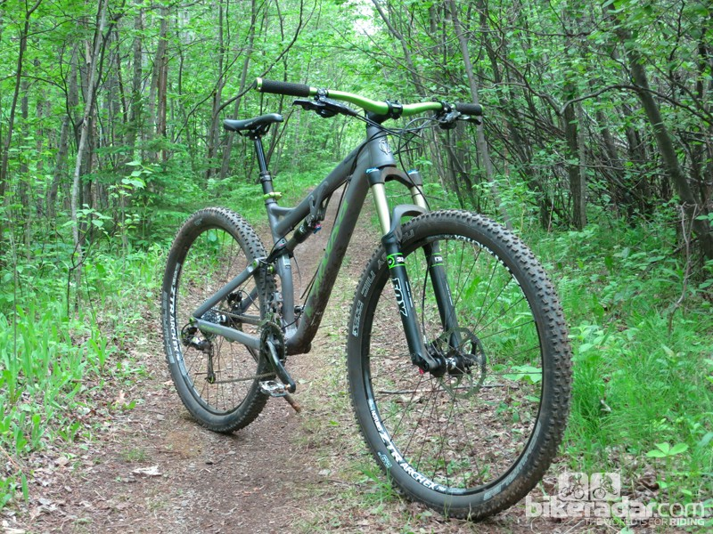 The Salsa Horsethief 1 will be available this October