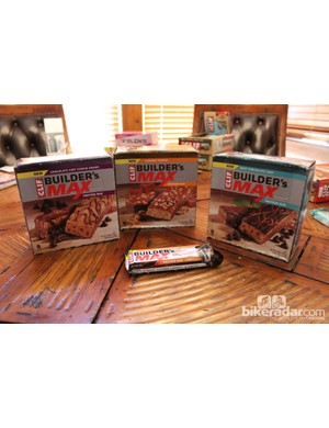 For those looking for serious protein, the Builder's Max bars pack 30g of protein per bar
