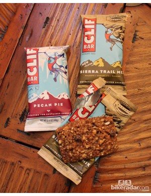 Clif is constantly adding new flavors to its natural ingredient energy bar line
