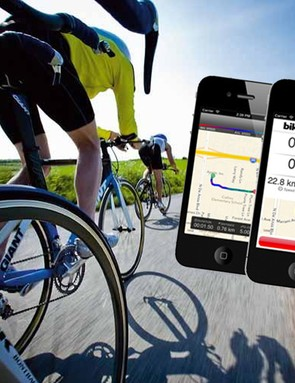 If you use an iPhone, remember to download the BikeRadar Active GPS app