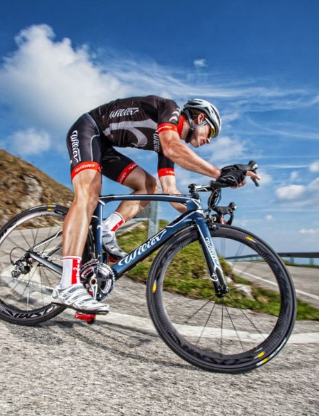 Wilier Triestina's new Cento1Air aero road bike