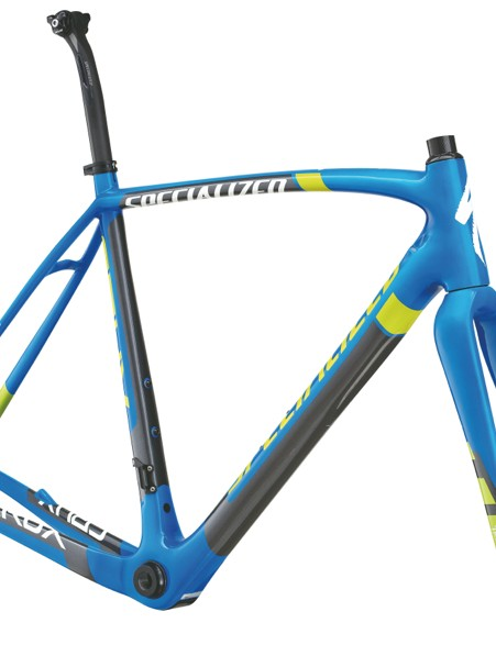 Specialized CruX Pro Carbon Disc frameset