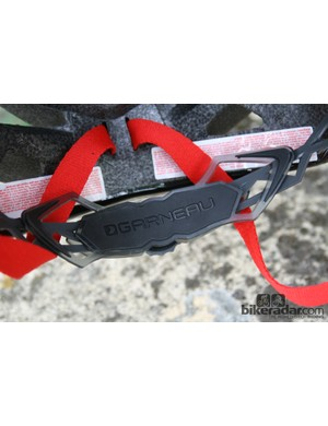 The Spiderlock Pro II retention system of the Course