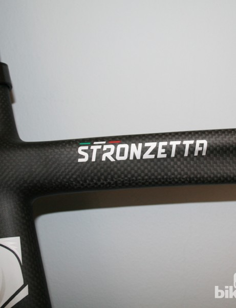 Scappa Stronzetta time trial frame