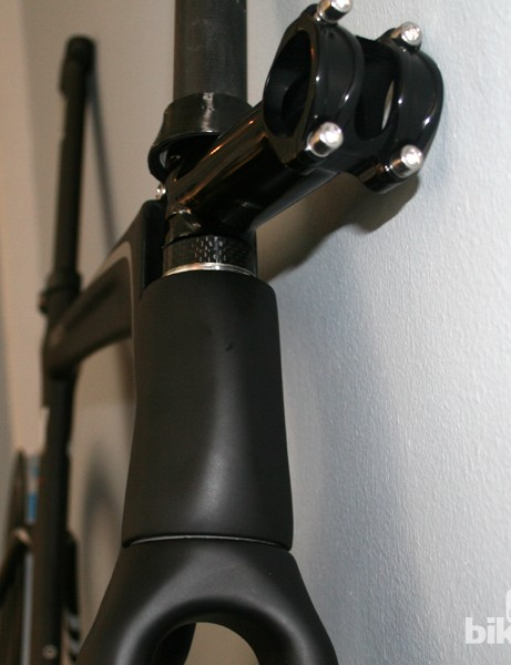 The front end of the Scappa Stronzetta