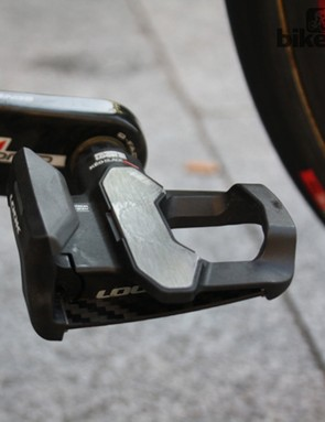 Quintana uses Look Keo Blade Carbon pedals